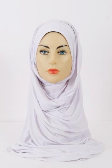Hijeb maxi stretch blanc pas cher & discount