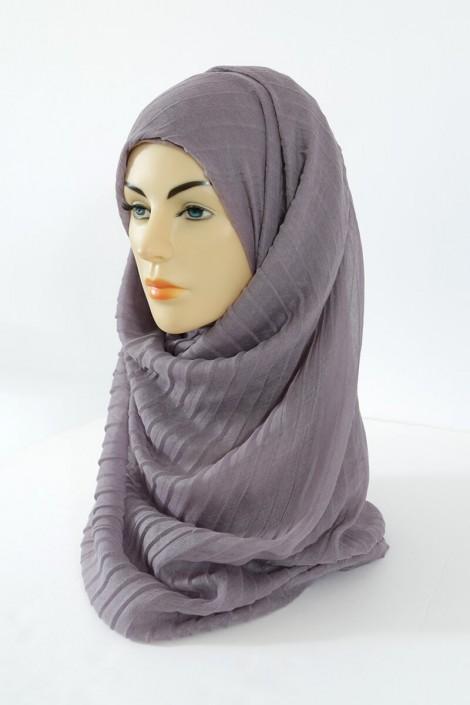 Hijab Tourbillon - Mauve