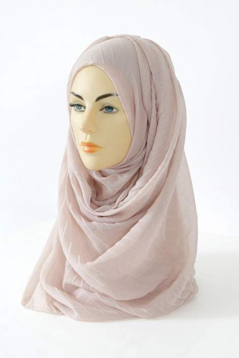 Hijab Tourbillon - Nude