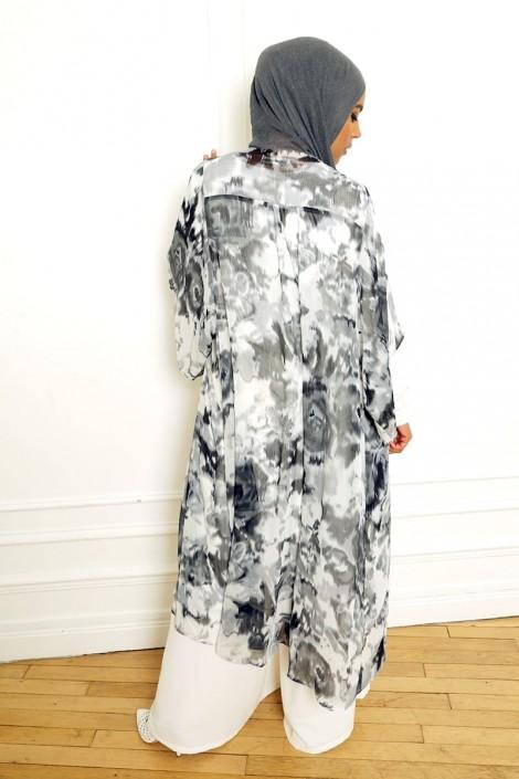 Kimono Majda Noir