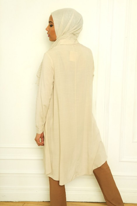 Tunique Lynsee BEIGE