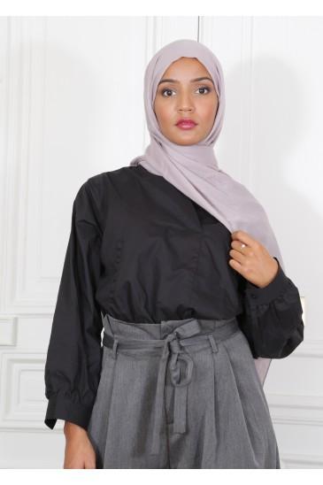 Chemise Saddaf Noir pas cher & discount