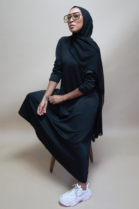 Robe Neof Noire