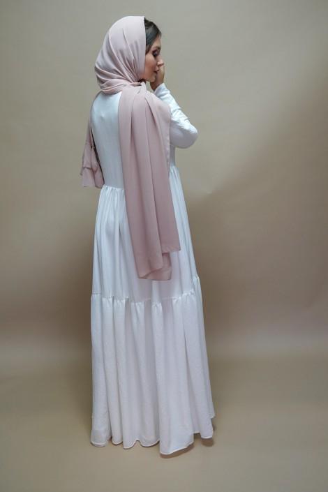 Robe Perihane Blanche