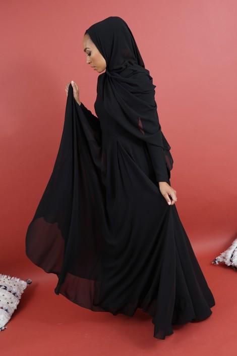 Robe Meena Noire