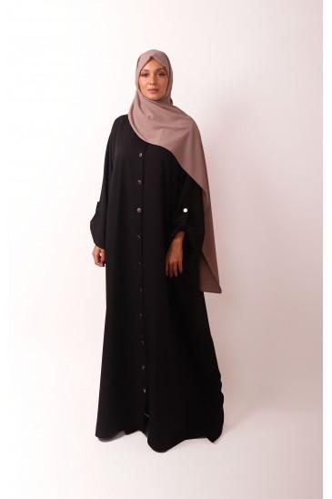 Robe Peonia Noir pas cher & discount