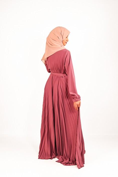 Combinaison Yara Vieux Rose