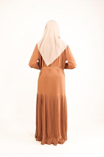 Abaya Laya Argile pas cher & discount