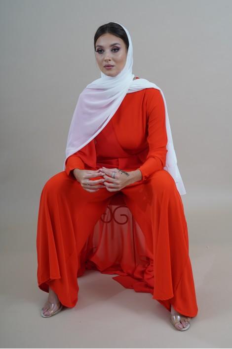 Combinaison Fabulous Rouge