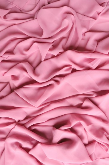 Hijab mousseline opaque XXL Nude pas cher & discount
