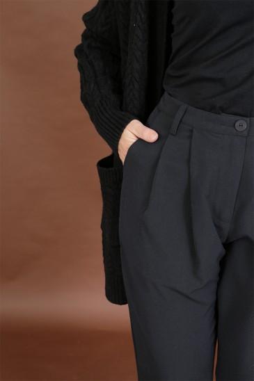 Pantalon Madison Bleu nuit pas cher & discount