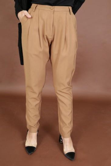 Pantalon Rondha Cannelle pas cher & discount