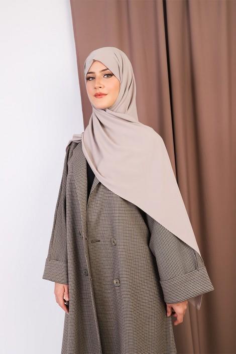 Abaya Coat Pied-de-poule