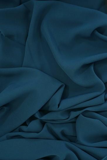 Soie de Medine Bleu Acier pas cher & discount