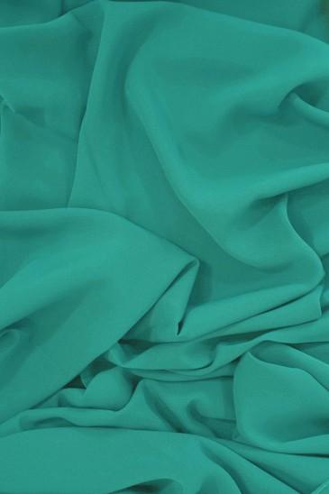 Soie de Medine Vert Emeraude pas cher & discount