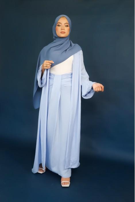 Abaya Mila Azur