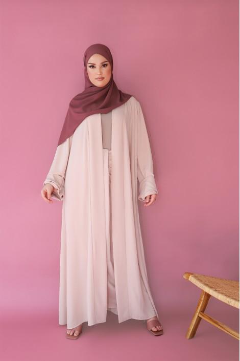 Abaya Mila Nude