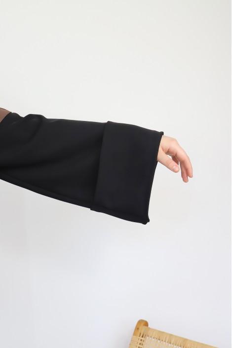 Abaya Kimono Orlane Noir