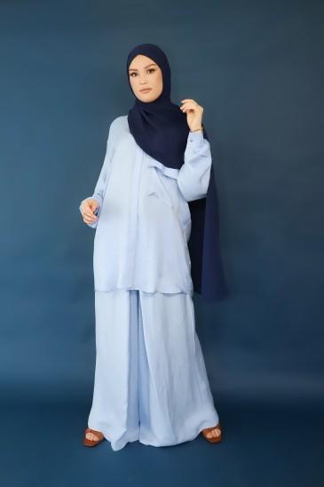 Pantalon Milly Azur pas cher & discount