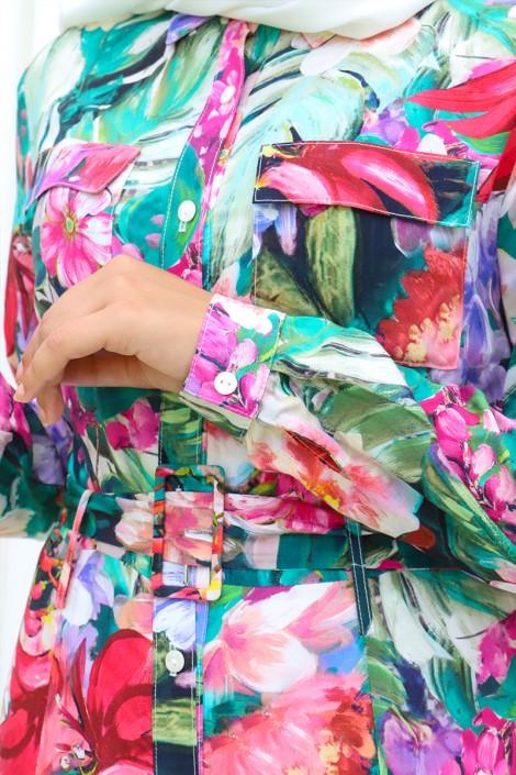 Robe Imprimée Fariel