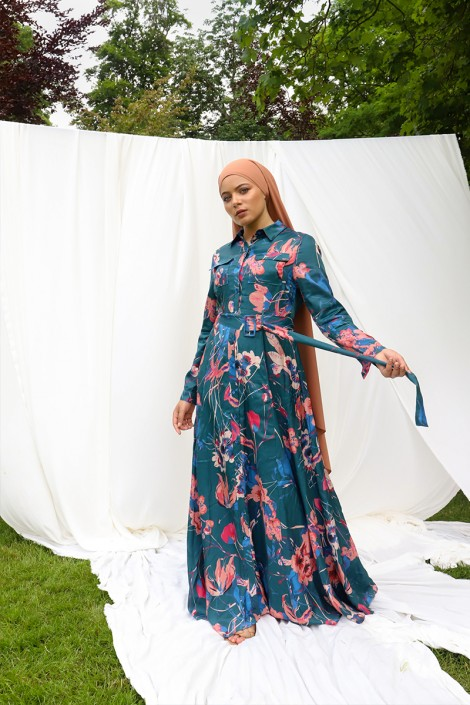 Robe Imprimée Sylia