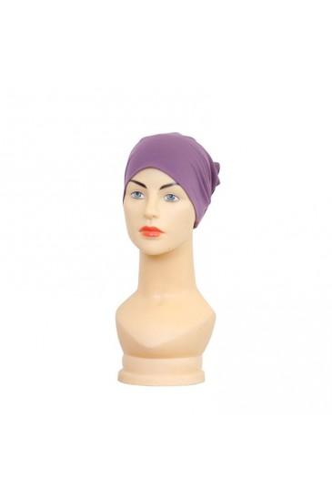 """Bonnets tubes """"les tons violet """" pas cher & discount"""
