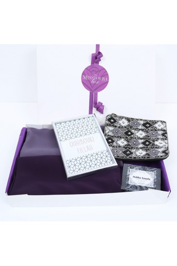 Irwin Box Violet pas cher & discount