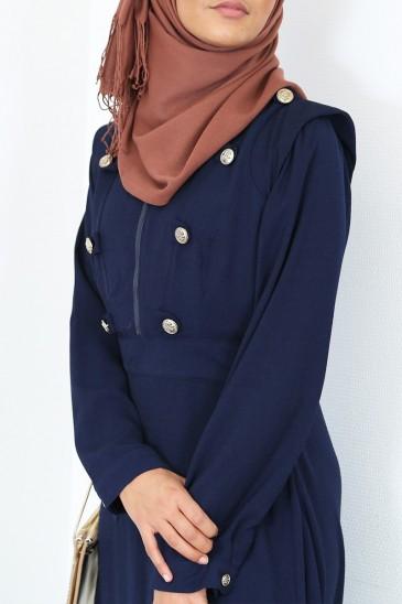 Robe Marina Bleu Marine pas cher & discount
