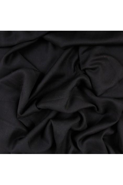 Pashmina royal - Tons Noir, Blanc et Gris -
