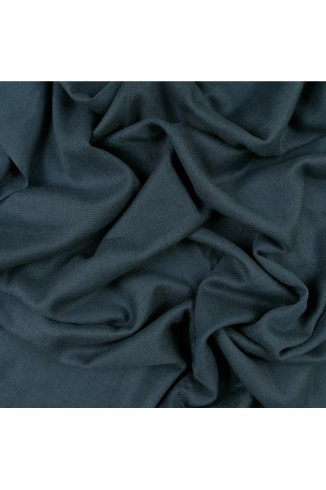 Pashmina royal - Tons Bleu -