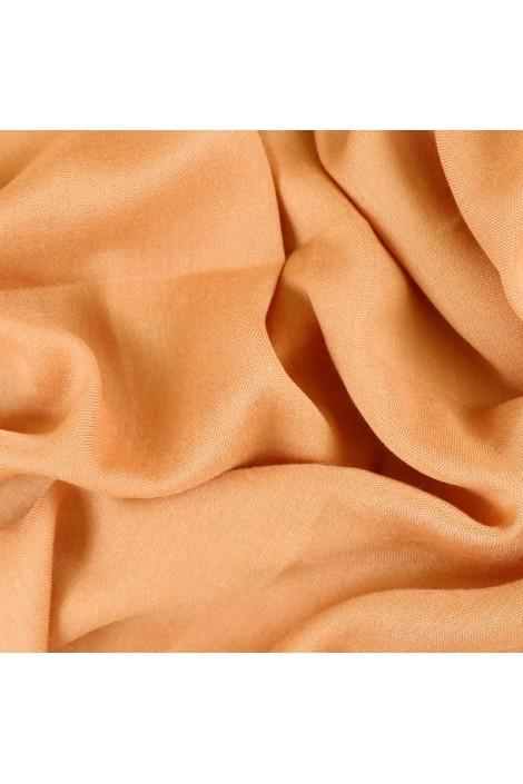 Pashmina royal - Tons Rouge Orange -