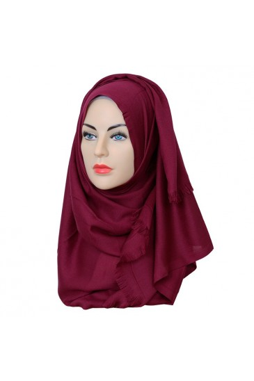 Hijeb Dina - Les tons Rouge/Orange - pas cher & discount