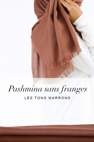 Hijeb Dina - Les tons Marron - pas cher & discount
