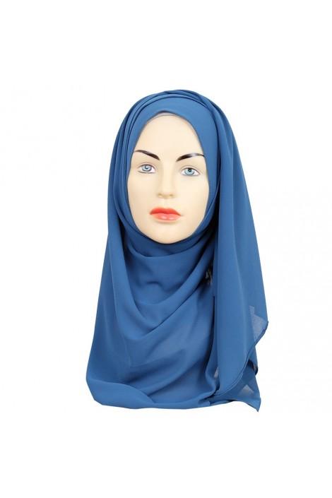 Hijab Armel - Les tons Bleu -