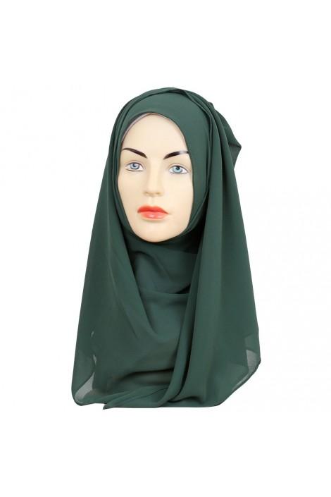 Hijab Armel - Les tons Vert -