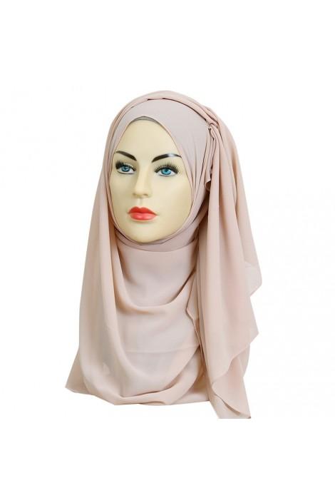 Hijab Armel - Les tons Rose -