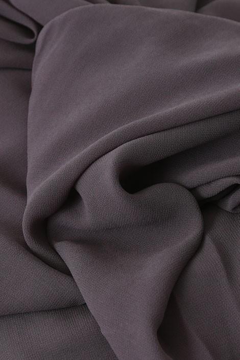 Hijeb Basic Carré gris sombre