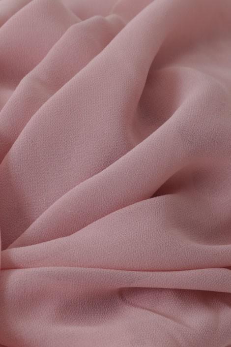 Hijeb Basic Carré vieux rose