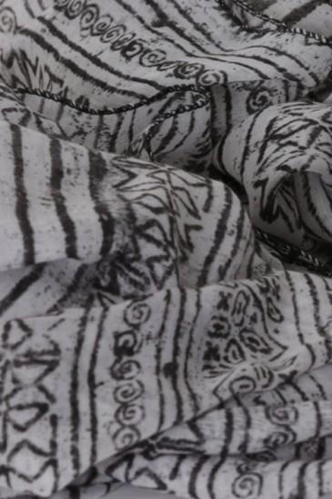 Hijab Zanzibar noir pas cher & discount