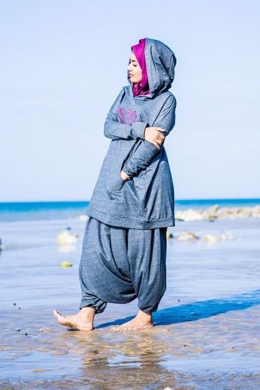 Jogging musulman femme voilée pas cher & discount