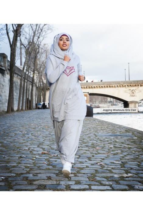 tenue de sport femme voilée burkini