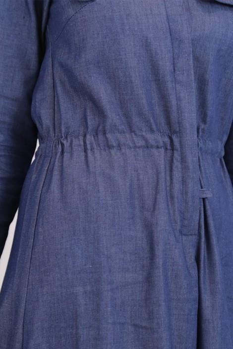 Combinaison tenue femme voilée