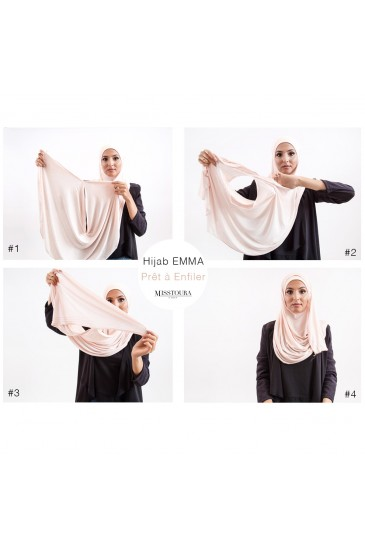 HIJAB Emma Cannelle pas cher & discount