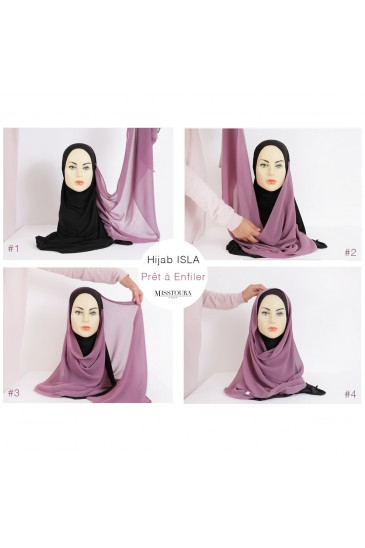 Hijeb Isla Violet pas cher & discount