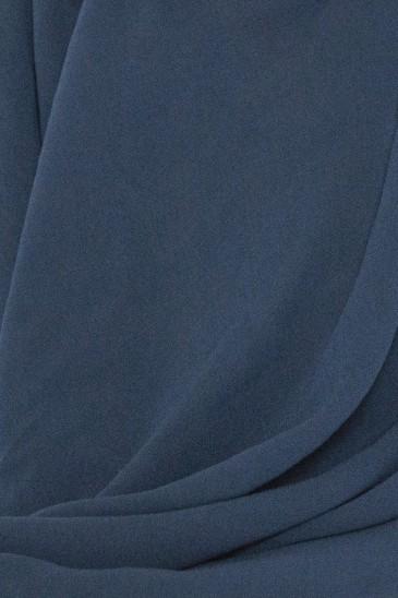 Hijeb Basic Carré Bleu Pétrole pas cher & discount