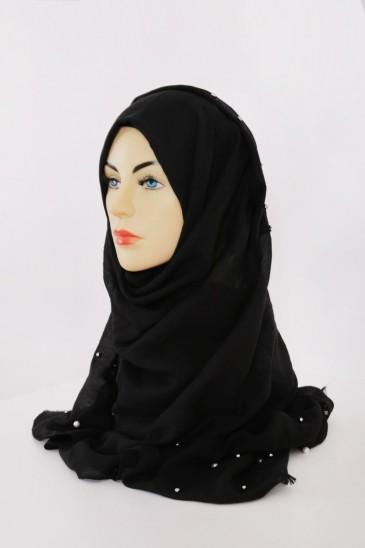 Hijeb Perla noir pas cher & discount