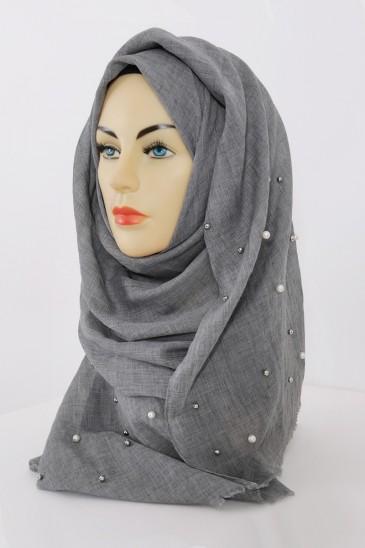 Hijeb Perla Gris Anthracite pas cher & discount