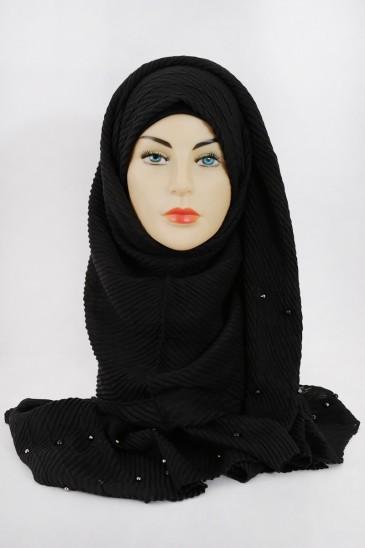 Hijeb SAFIYA perle Noir pas cher & discount