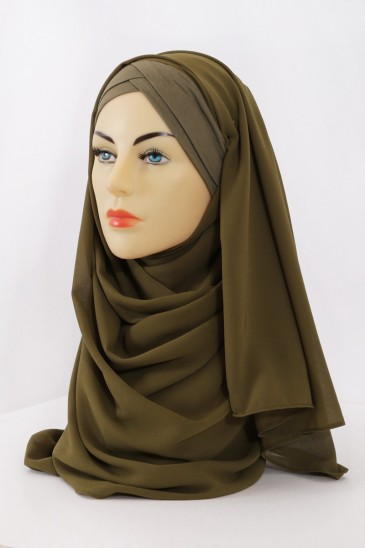 Hijeb Lestonia - vert olive pas cher & discount