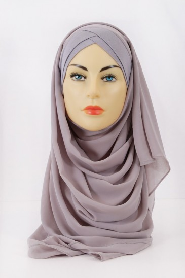Hijeb Lestonia - Gris pas cher & discount
